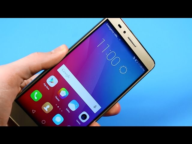Belsimpel-productvideo voor de Honor 5X