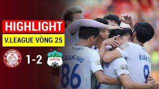 Highlight | TP Hồ Chí Minh vs Hoàng Anh Gia Lai | Bước Ngoặt 3 Quả Penalty, Trụ Hạng Thành Công