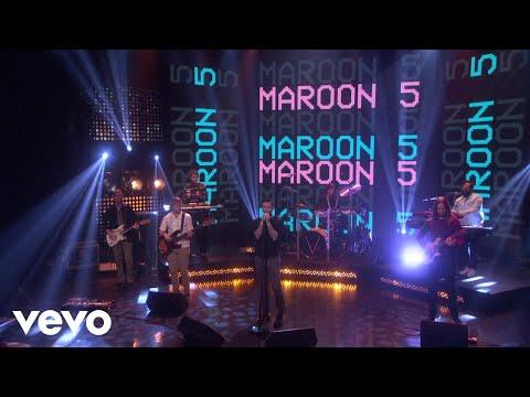 Maroon 5 - What Lovers Do (Live On The Ellen DeGeneres Show/2017)