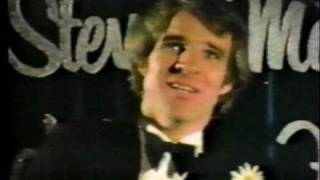 Steve Martin Comedy Special 1974 Part 1