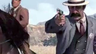 Red Dead Redemption Trailer - Living in the West