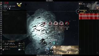 30 minutes of relaxing music while X47L-Q NC  Keepstar dies EVE Online