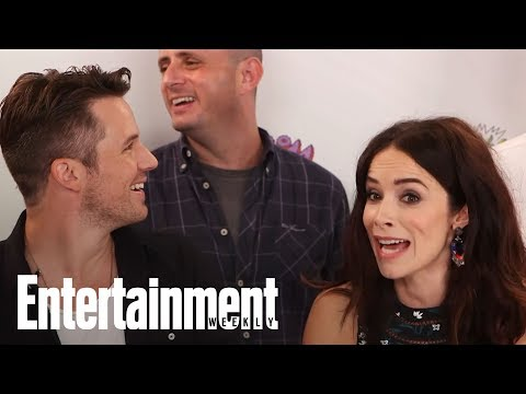 'Timeless' Cast On The Moment They Learned the Show Was Revived   SDCC 2017   Entertainment Weekly