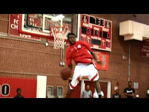 Baixar 6'2 Kwe Parker CRAZY Pre-Game Dunk! Diamond Day 2014