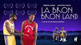 """""""La Bron Bron Land"""" (La La Land NBA Musical Parody) ft. Drake"""