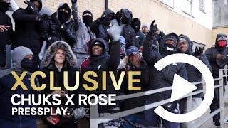 #AV9 Chuks X Rose9 - Facts 🇮🇪 (Music Video) #IrishDrill | Pressplay