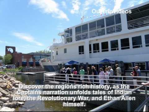 Pictures of Burlington (Teddy Bear, Lake Champlain Cruise tour, City), VT, US