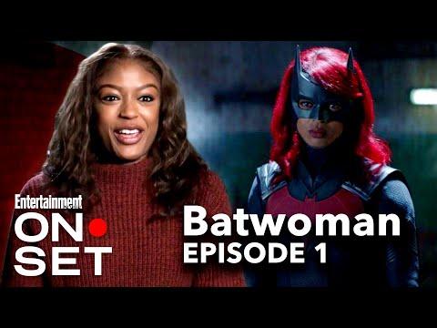 Javicia Leslie & Cast Break Down Batwoman Season 2 Premiere! (SPOILERS) | On Set With Batwoman | EW