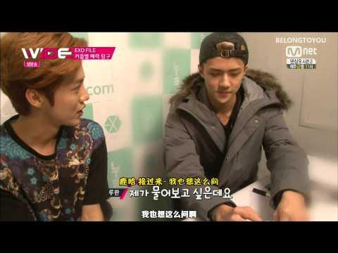 【BTU出品】140616 Mnet Wide News EXO File (中字)