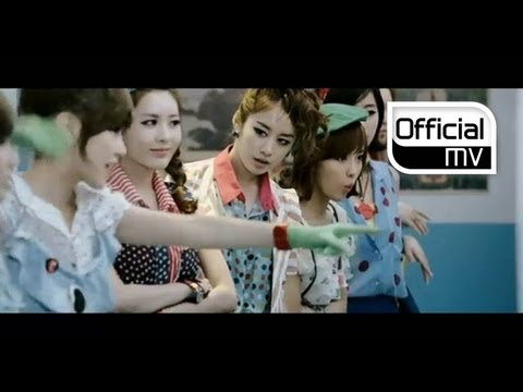T-ARA(티아라) _ Roly Poly(롤리폴리) _ MV