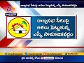 Rajya Sabha Seats Race in TDP