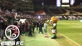 Leon fans welcome Landon Donovan | ESPN FC