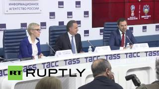 Russia: Blatter will be present at 2018 FIFA World Cup draw, confirms Mutko