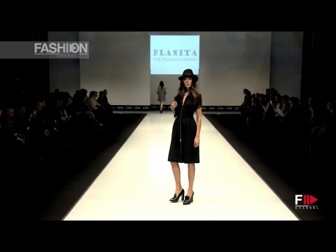 PLANITA CPM Moscow Fall 2015 by Fashion Channel