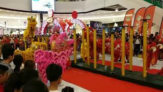 Chinese New Year's 2017-2018 Celebration at AEON Phnom Penh Cambodia