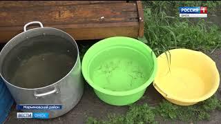 Жители деревни Большая Роща уже несколько десятилетий мечтают о собственном водопроводе