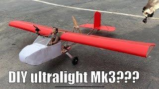 DIY airplane mk3 (PROJECT UPDATES)