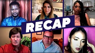 90 Day Fiance RECAP! 'Before the 90 Days' Tell-All Part 1's BIGGEST Moments