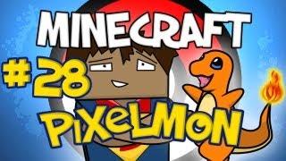 PIXELMON - Part 28: SQUIRTLE!
