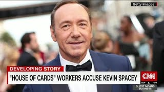 Kevin Spacey made 'House of Cards' toxic workplace: Coworkers
