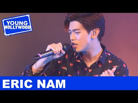 Why K-Pop Star Eric Nam Forced Himself to Speak Korean!
