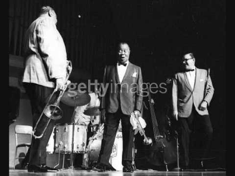 Louis Armstrong Hellzapoppin'