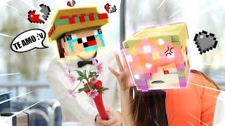¡TENGO UNA CITA ROMÁNTICA con LINDA! (mi novia) 😳💕 ¡AMOR en MINECRAFT! 😰