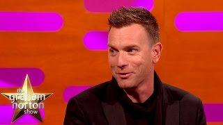 Ewan McGregor Had Trouble Being Recognised as Obi Wan Kenobi - The Graham Norton Show