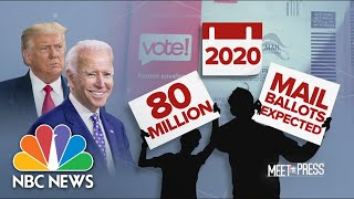 Meet The Press Broadcast (Full) - September 6th, 2020 | Meet The Press | NBC News