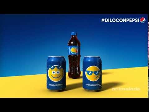 ¿Tacontento? #DiloConPepsi