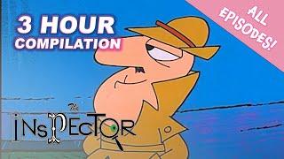 Ružový panter - Inšpektor - 3 hodiny