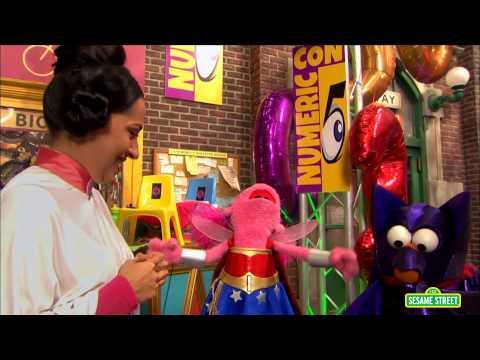 "Sesame Street: ""Elmo Super Numbers"" Preview"