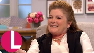 Kate Mulgrew Talks Orange Is The New Black And Star Trek | Lorraine