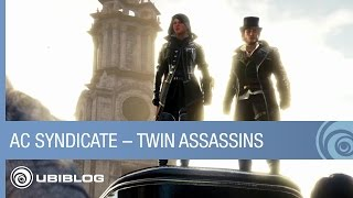 Assassin's Creed Syndicate - Twin Assassins