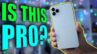 """iPhone 11 Pro Max Review: Worthy of a """"PRO"""" Label?"""