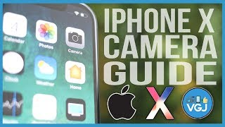 iPhone X Camera Guide - 40 Tips, Tricks and Settings
