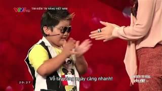 Vietnam's Got Talent 2014: Tập 7 - Psy nhí làm ảo thuật (09/11/2014)