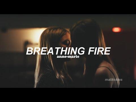 Anne-Marie - Breathing Fire (Traducida al español)