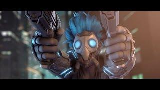 「Azureus Rising」Teaser Trailer