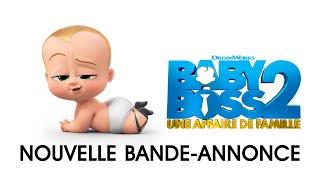 Baby boss 2 : une affaire de famille :  bande-annonce VF