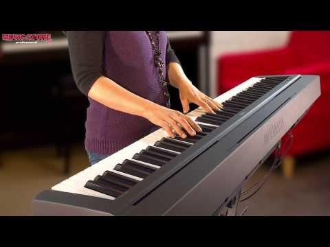 Yamaha P-35 Stage Piano mit 88 Tasten Demo + Test + Sound