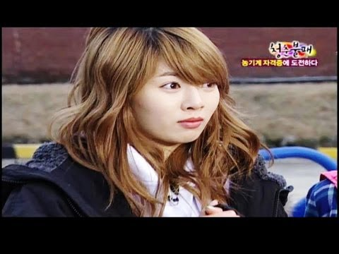 Invincible Youth | 청춘불패 - Ep.21 : Girls Driving Agricultural Machines!