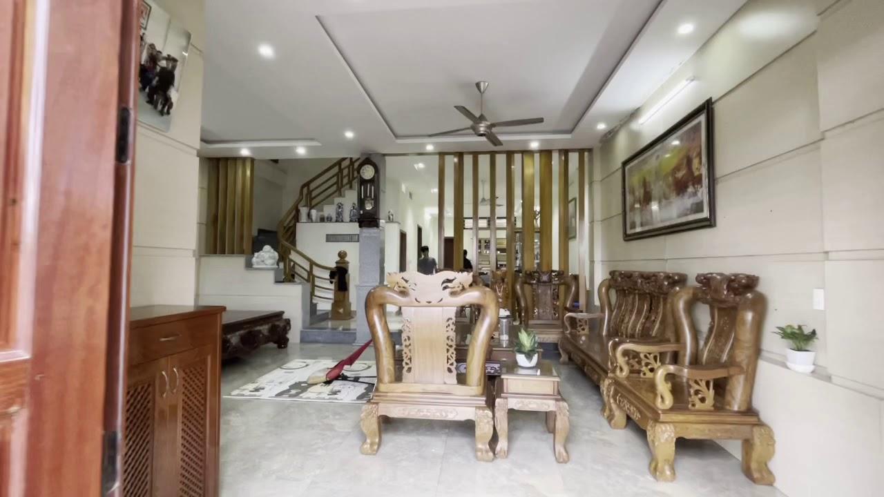 Bán nhà biệt thự 2 mặt tiền đường 2/9 và Tống Phước Phổ full nội thất sang trọng - LH: 0932560868 video