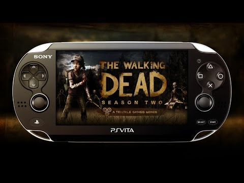 The Walking Dead: Season Two - PS Vita Launch Trailer - Available Now