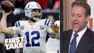 Indianapolis Colts will upset Kansas City Chiefs – Max Kellerman | First Take