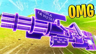 EPIC MINIGUN PLAYS | Fortnite Best Stream Moments #48 (Battle Royale)