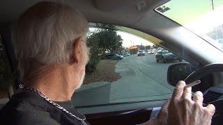 GRANDPA CAN'T DRIVE!