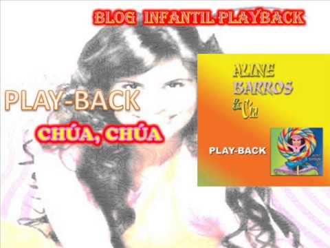 Baixar chua chua-playback-aline barros