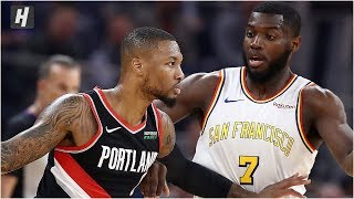 Portland Trail Blazers vs Golden State Warriors - Full Game Highlights   November 4, 2019 NBA Season