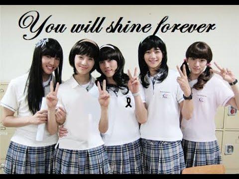 SHINee ✞ Parodia - Escuela de Rock (Brilla por siempre Jonghyun ♥)